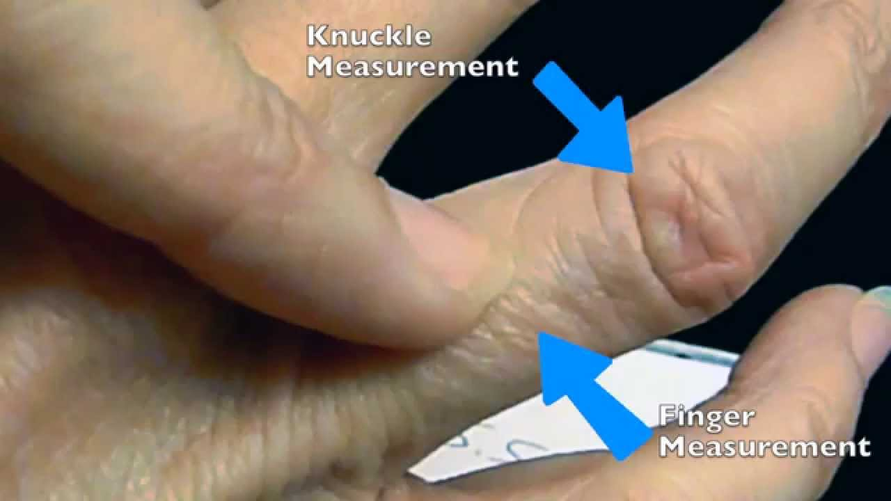 How To Figure Out Your Knuckle To Finger Differential Calla Gold