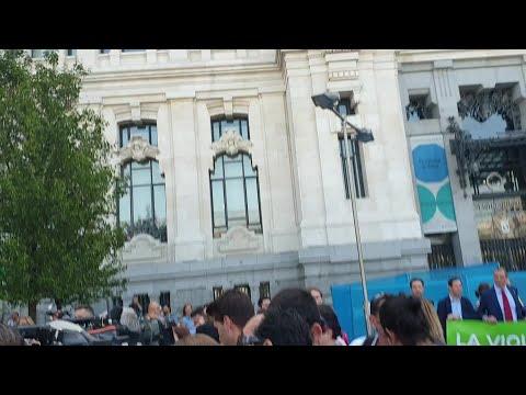 Almeida enfróntase a Ortega Smith por boicotear o minuto de silencio contra a violencia machista