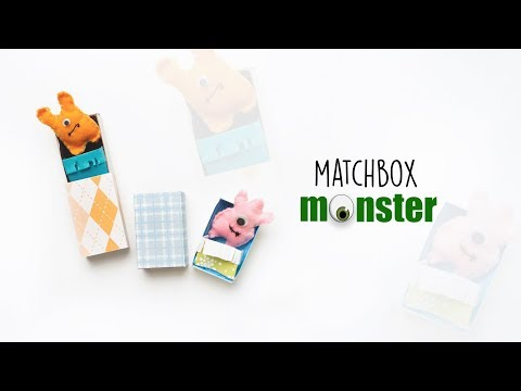 Matchbox Monster | Best Out Of Waste | Kids Craft