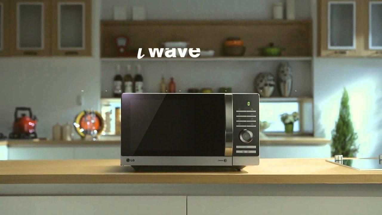Hornos microondas lg la mejor opci n para tu cocina for Muebles de cocina para microondas