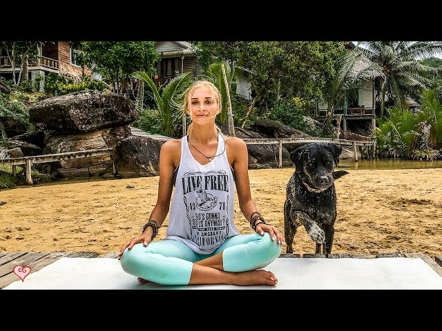 Perfect Yoga For Everyone ♥ 20 Minute Relaxing Flow