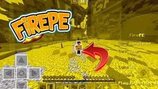 REVIEW A FIREPE-MINECRAFT POCKET EDITION