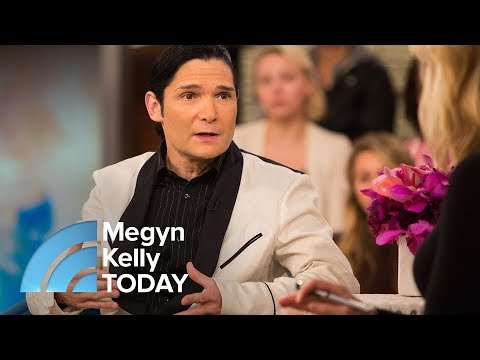 Former Child Star Corey Feldman Talks About His Hollywood Pedophilia Claims  Megyn Kelly TODAY