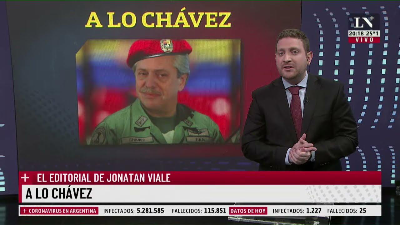 Download A lo Chávez. El editorial de Jonatan Viale.