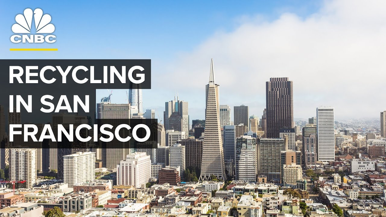 How San Francisco Became A Global Leader In Waste Management