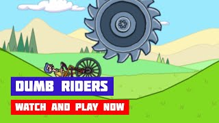 Dumb Riders · Game · Gameplay