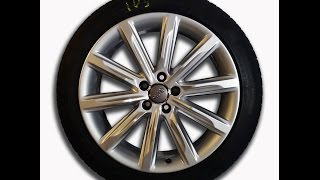 Диски на AUDI A7 оригинальные, 235/45/19 новые(Диски на AUDI A7 оригинальные, 235/45/19 новые. Справка: Автомобиль Audi A7 оснащается дисками R17, R18, R19 и R20. Разболтовка..., 2016-02-18T11:35:42.000Z)