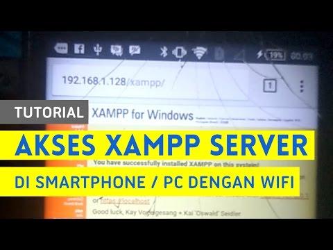 Ternyata kalian bisa mengakses Localhost Xampp di PC yang berbeda jadi kalian bisa belajar atau meng.