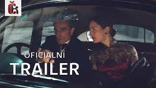 Nit z přízraků (2017) - Trailer / Daniel Day-Lewis