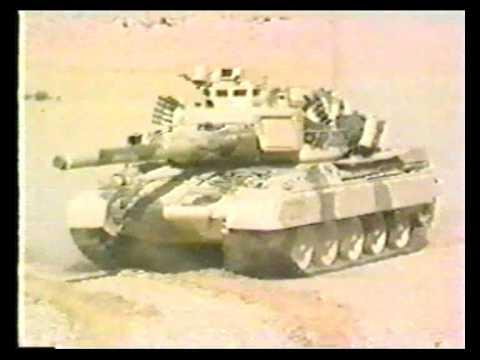 AMX-30B2 MBT-Operation Desert Storm