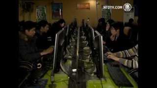 Zprávy NTD - Google jako oběť politického boje v Číně
