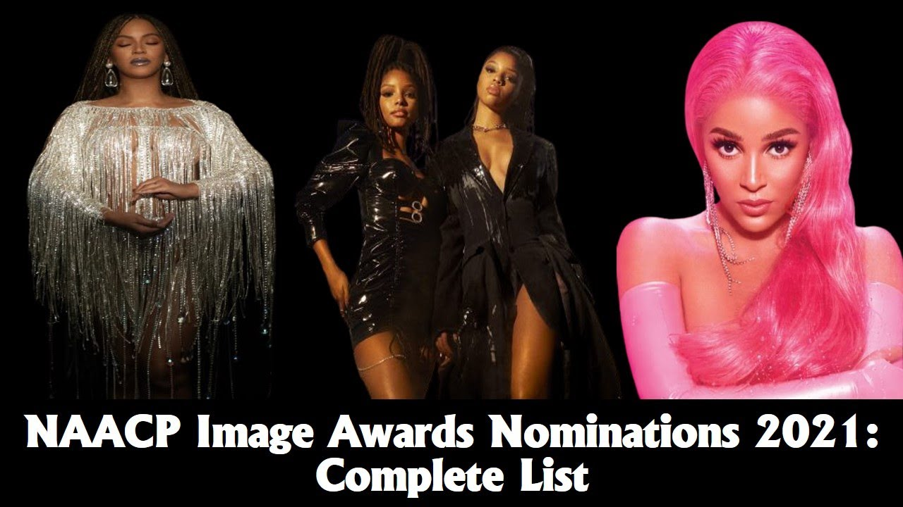 A Night Of Excellence:  2021 NAACP Image Awards Winners [VIDEO]