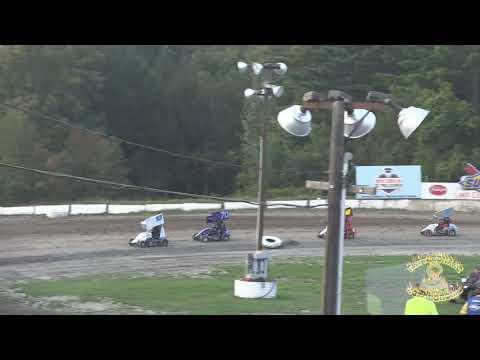 Bear Ridge Speedway 500 CC Heat Race 1