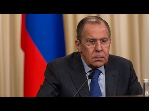 Russian Foreign Minister warns against scrapping the 2015 Iran nuclear accord