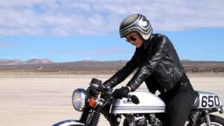 rayban Never Hide(Honda cafe racer with an amazing sky., 2015-11-07T11:11:35.000Z)