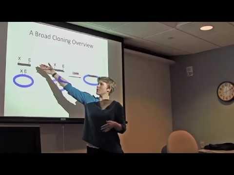 A Molecular Cloning Primer by Dr. Caitlyn Barrett