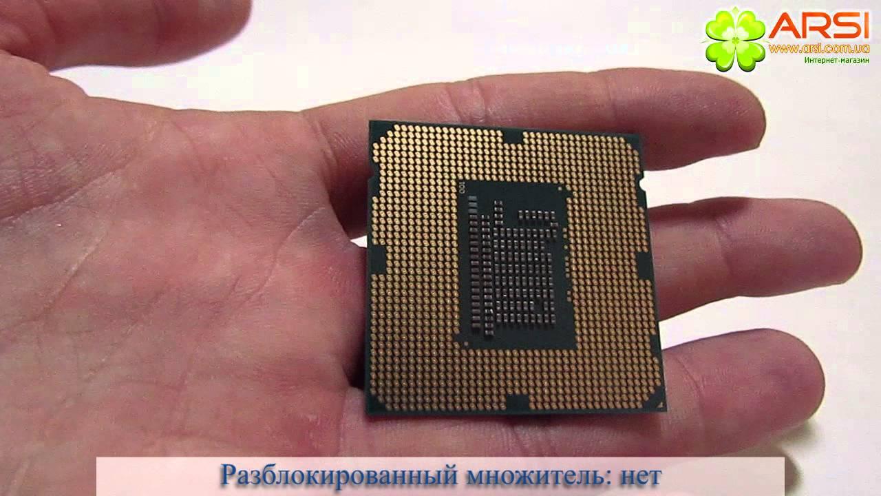 Процессор Intel Celeron G1610 обзор / review - YouTube