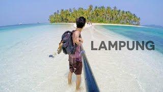 A Secret Island In Lampung   Indonesia   Backpackertampan