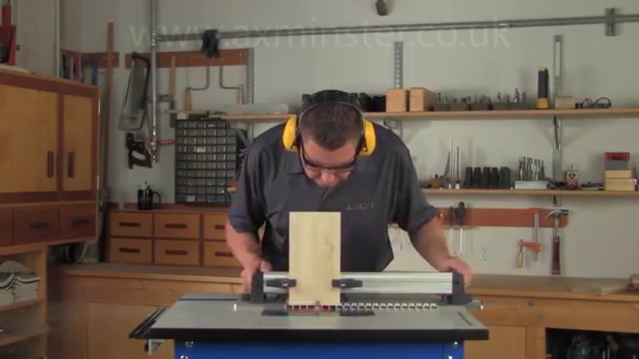 Leigh Rtj400 Router Table Dovetail Jig Features