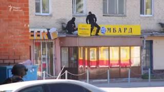 Освобождение заложников в ломбарде Астаны(В Астане освобождены двое сотрудниц ломбарда, которых сегодня с утра удерживал в заложниках неизвестный...., 2016-08-14T11:10:55.000Z)