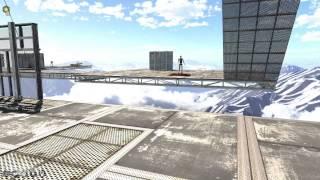 The Talos Principle Walkthrough - PT  23 - Ascending the Tower - Floors 4 5