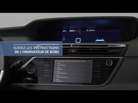 Citroën C4 Picasso : Connect Nav, la navigation connectée