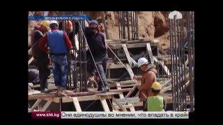 Продолжаются строительные работы в Международном аэропорту