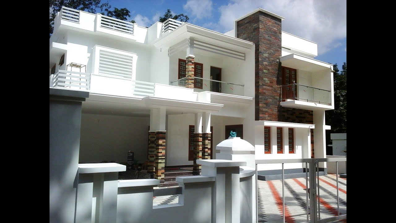 Ernakulam angamaly 4 bedroom luxury house for sale near for House plans in 10 cents