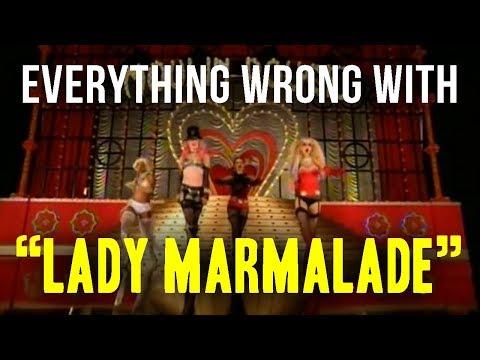 "Everything Wrong With Christina Aguilera, Lil' Kim, Mya, Pink - ""Lady Marmalade"""