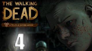 Descubrimos la Verdad :  - The Walking Dead: Final Season - Basta de Escapar (Parte 4)