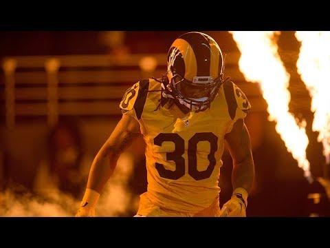 "Todd Gurley | ""Go"" | Los Angeles Rams Highlights"