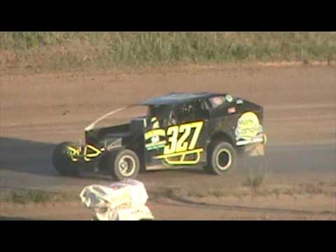 5/7/17 paradise speedway practice to dial car in