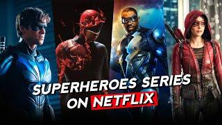 Top 10 Best Superhero Series On Netflix In Hindi/English - Filmi Mutant