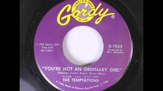 Watch Temptations Youre Not An Ordinary Girl video