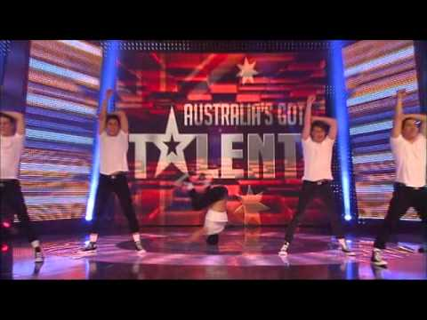 Instant Bun Australia's Got Talent Semi Finals