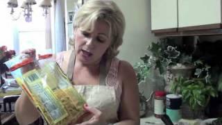 Italian Cooking - Broccoli Rabe (part 2) Fettuccine Alfredo Style
