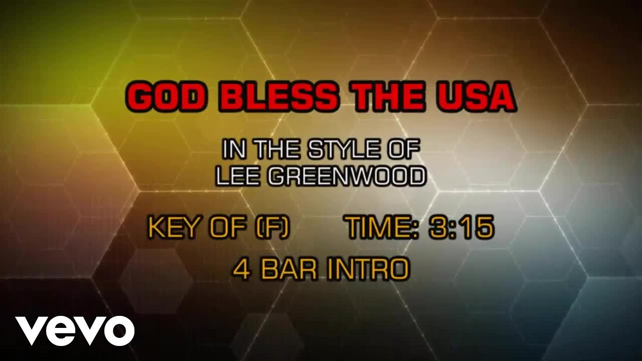 lee-greenwood-god-bless-the-usa-karaoke-karaokeonvevo