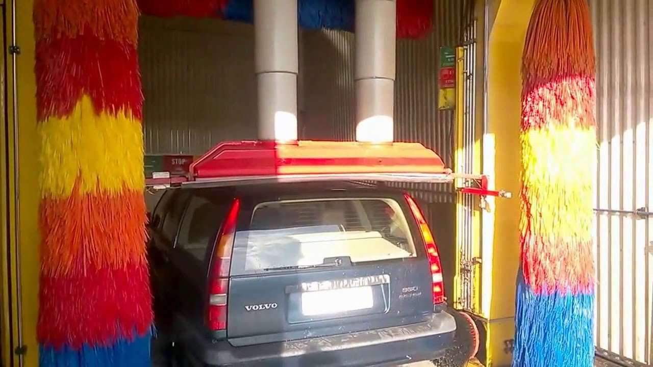Auto Car Wash >> Automatic Car Wash Dryers UPDATED - YouTube