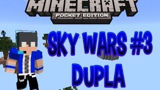 sky wars#3 em dupla MOONKEY