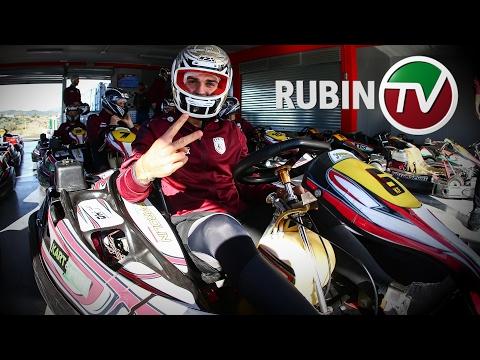#РубиновыеСборы в Испании. «Рубин» на гоночной трассе  или кто самый быстрый в команде?!