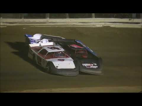 Steel Block Late Model Feature from Jackson County Speedway, May 11th, 2018.