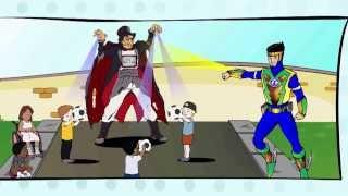 Super Eca Música Tema - DVD Super ECA
