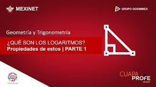 Propiedades de los Logaritmos | PARTE 1 | #CuapaProfe