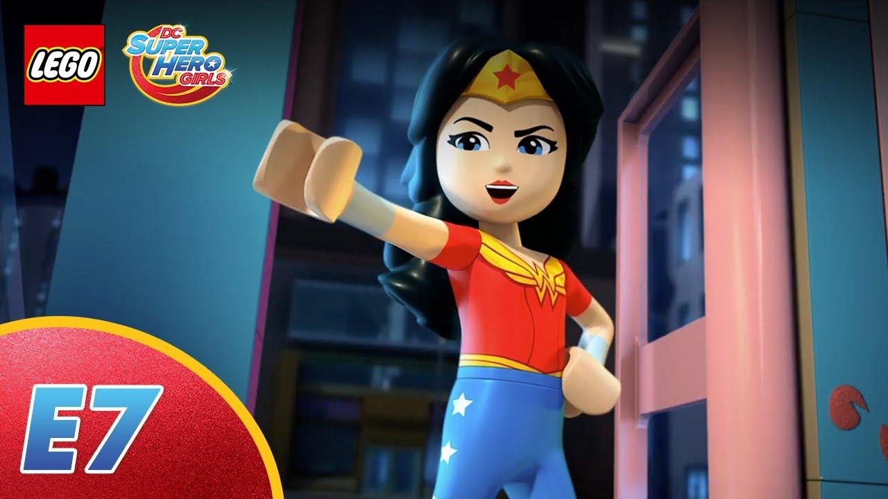 Wonder Waitress - LEGO DC Super Hero Girls - YouTube