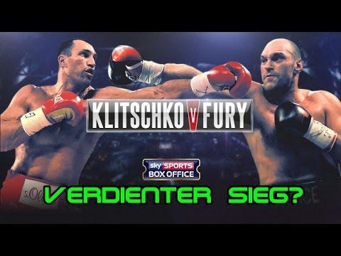 Klitschko Sieg