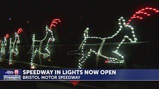 Speedway in Lights now open