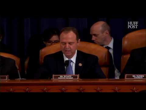 Rep. Adam Schiff Lays Out Evidence For Russian Involvement In Presidential Election