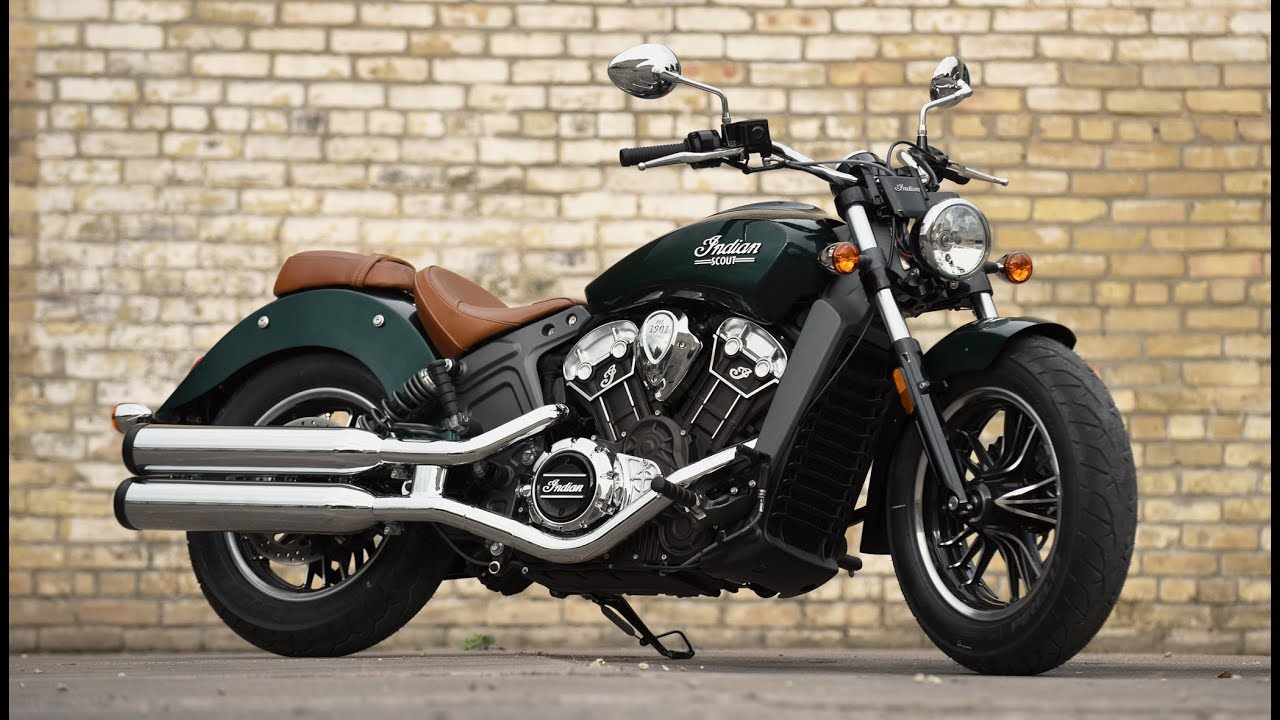 2018 indian scout - youtube