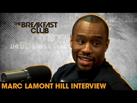 Marc Lamont Hill Interview With The Breakfast Club (8-3-16)