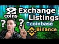 Next Coin on Coinbase 0x | Next on Binance Is $DBC | NEO Listing On Bithumb?